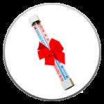 Фирменный термометр в ПОДАРОК